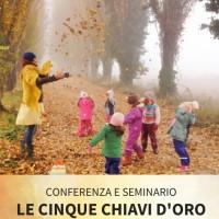 CONFERENZA: LE CINQUE CHIAVI D'ORO