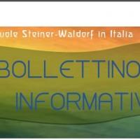 Bollettino settimanale informativo delle Scuole Waldorf in Italia