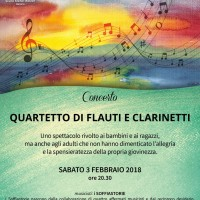 QUARTETTO DI FLAUTI E CLARINETTI