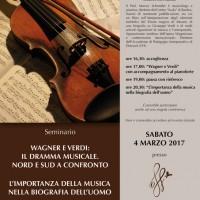 Conferenza - L'importanza della musica nella biografia dell'uomo