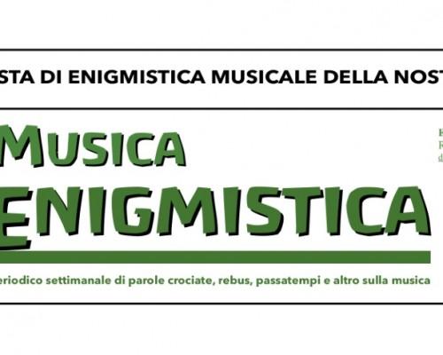 MUSICA ENIGMISTICA