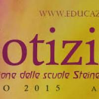 Inverno - Notiziario nr. 14 della Federazione delle Scuole Steiner-Waldorf in Italia