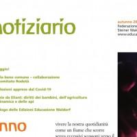 Autunno - Notiziario nr. 31 della Federazione delle Scuole Steiner-Waldorf in Italia