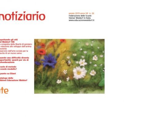 Estate - Notiziario nr. 26 della Federazione delle Scuole Steiner-Waldorf in Italia