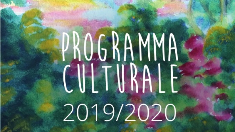 PROGRAMMA CULTURALE 2019/2020