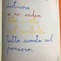 L'insegnamento della scrittura nella pedagogia Waldorf